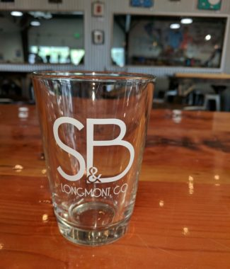 10oz S&B glass
