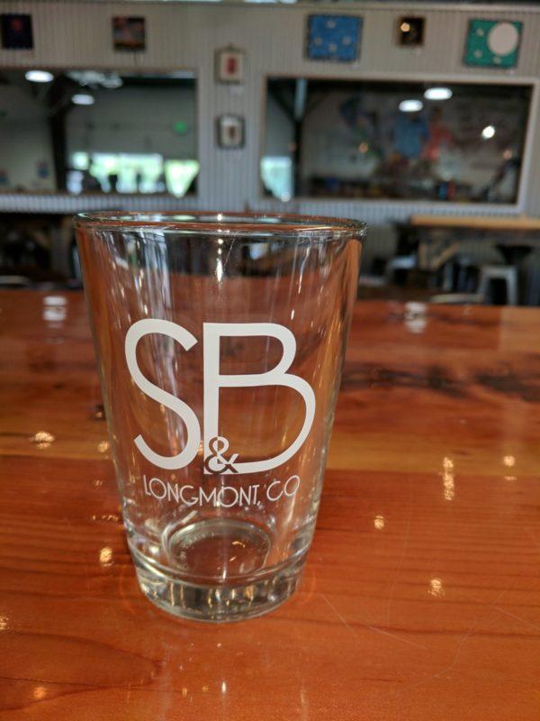 10oz S&B glass