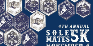 Sole Mates 5k Logo